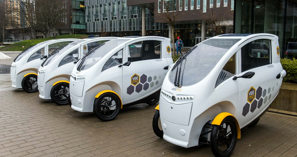 "VeeMo, a form of ""future mobility"""
